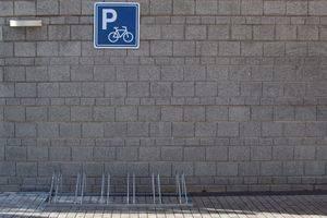 Galapagar estrena aparcamientos para bicicletas