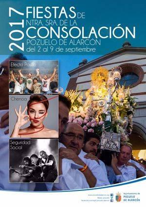 Pozuelo de Alarcón celebra sus fiestas patronales desde el 2 de septiembre