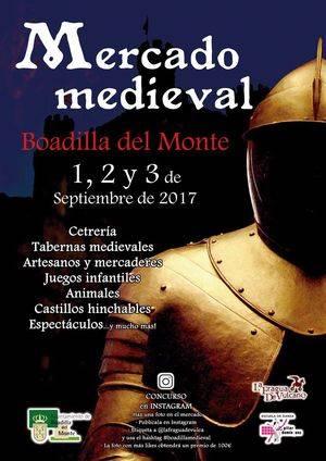 Boadilla celebra este fin de semana su tradicional Mercado Medieval