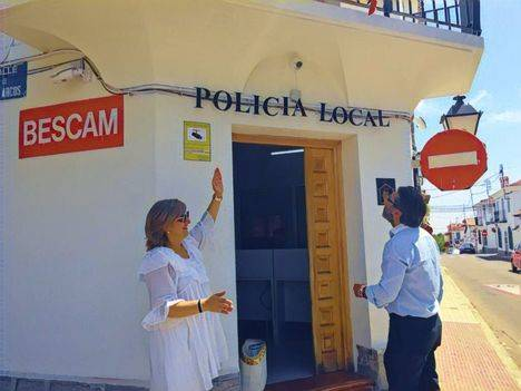 Más de 65.000€ invertidos en mejorar la seguridad ciudadana en Brunete