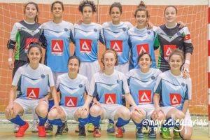 Majadahonda acoge la fase previa del Trofeo Comunidad de Madrid de Fútbol Sala Femenino