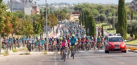 Majadahonda espera batir récord de participación en la Fiesta de la Bici