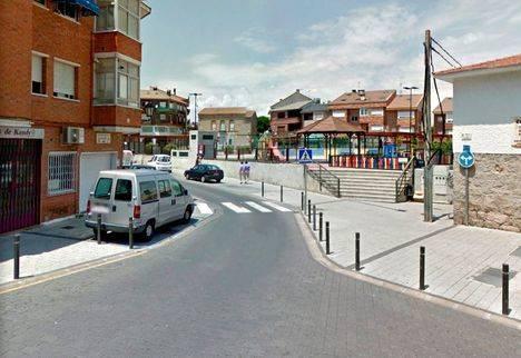 Mejora de la movilidad en el entorno de la Plaza del Caño