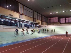 El ciclismo en pista español hace parada en el velódromo municipal de Galapagar