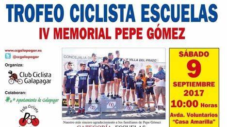 IV Trofeo Ciclista Escuelas-Memorial Pepe Gómez en Galapagar