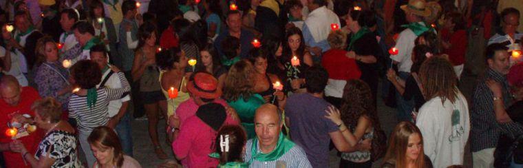 El espíritu de las fiestas: sus peñas