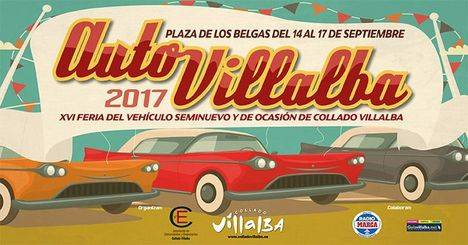 AutoVillalba celebra su XVI edición este fin de semana