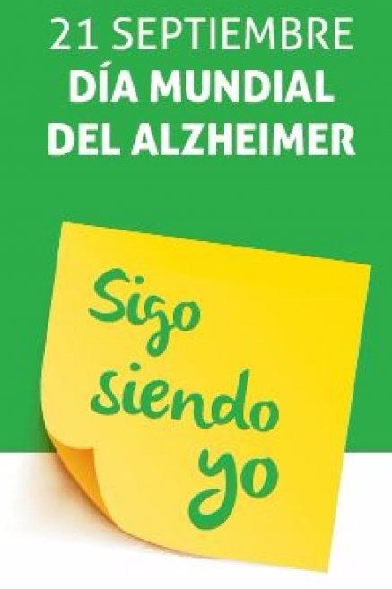 Información y sensibilización en el Día Mundial del Alzheimer