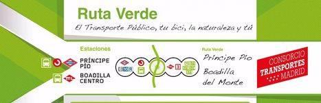 Una nueva Ruta Verde conecta Boadilla del Monte y Príncipe Pio