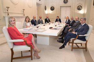 Cambios en el Gobierno regional: nuevos consejeros y consejerías