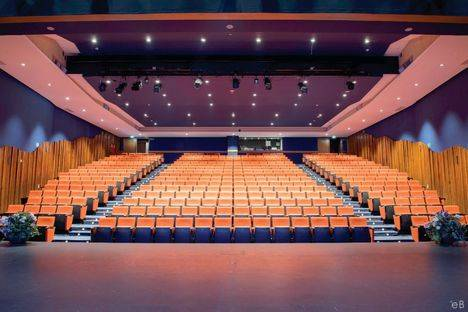 El Teatro Fernández-Baldor, por dentro