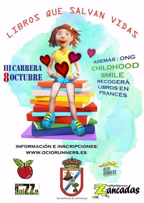 III Carrera Solidaria Libros que Salvan Vidas