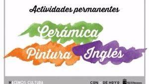 Actividades permanentes del Centro de Cultura de Hoyo de Manzanares