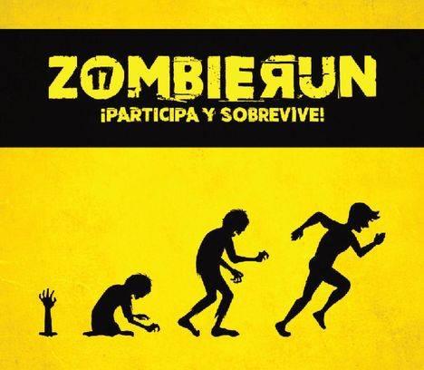 #ZombieRun, carrera zombie por la supervivencia