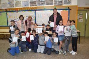 Los escolares eligen a sus representantes para la Comisión de Infancia y Adolescencia