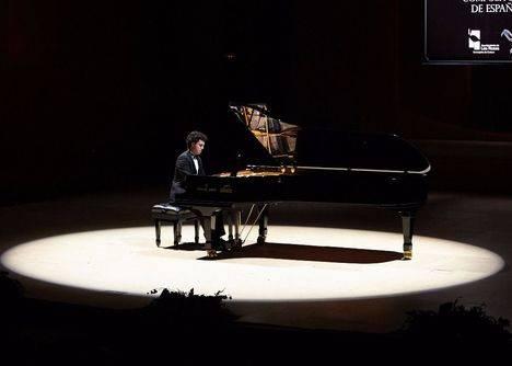 El Concurso de Piano dedica su XVIII edición a Juan Manuel Ruiz