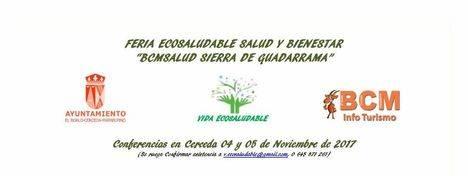 Feria Ecosaludable BCM Salud Sierra de Guadarrama