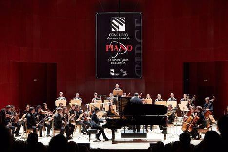 Música en la calle, cuentacuentos, teatro y Concurso Internacional de Piano