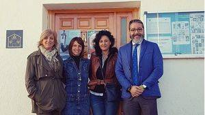 La Biblioteca Dulce Chacón recibe el premio María Moliner de Animación a la Lectura