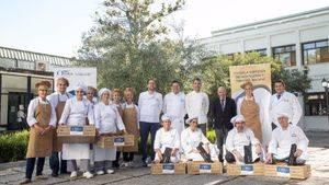 Paco Roncero, jurado del II Trofeo de Cocina de ORPEA Ibérica