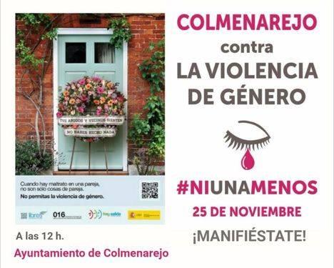 Colmenarejo contra la Violencia de Género