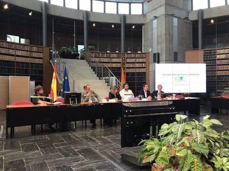 Guadarrama participó en la jornada del Plan INFOMA