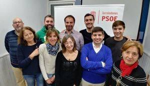 Guillermo Martín, reelegido Secretario General del PSOE de Torrelodones