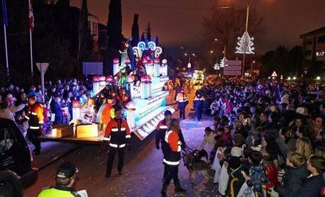 Abierto el plazo de inscripción para la Cabalgata de Reyes de Las Rozas