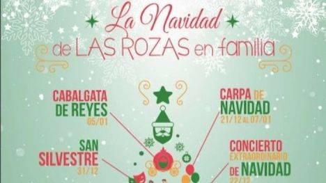 La Navidad llega a Las Rozas para toda la familia