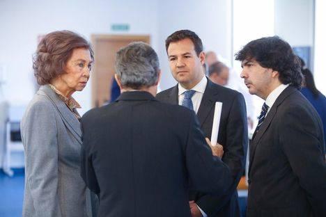 La Reina Sofía visita Las Rozas con motivo del Día de la Discapacidad
