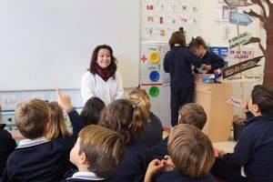 Highlands School Los Fresnos opta al 'Mejor docente del año en España de Educación Infantil'
