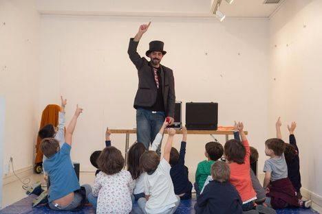 Oferta de actividades lúdicas y educativas para niños en Navidad