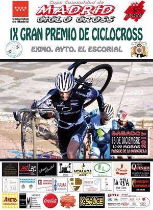 El Escorial se prepara para celebrar el Ciclocross
