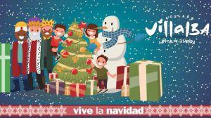 Una Navidad llena de actividad en Collado Villalba
