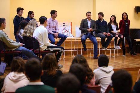 "Arranca ""Desafío Las Rozas"", I Torneo Municipal de Robótica"