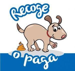 Campaña de concienciación sobre la importancia de recoger los excrementos caninos