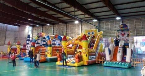 San Lorenzo llena la Navidad de actividades infantiles