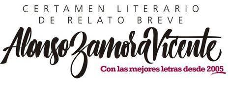 "XIV certamen literario ""Alonso Zamora Vicente"""