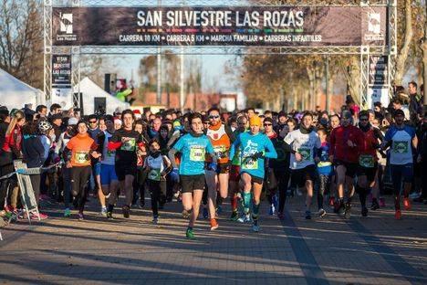 La San Silvestre invita a terminar bien el 2017