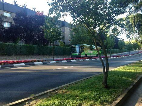Nueva línea de autobús entre Majadahonda y Boadilla del Monte