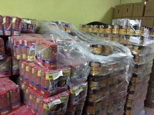 120 familias de Guadarrama han recibido ayuda del Banco de Alimentos