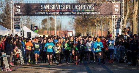 San Silvestre, musicales y una completa agenda en Las Rozas