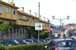Torrelodones amplía la zona azul al Camino de Valladolid