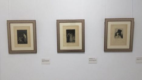 """La Casa de la Cultura acoge la exposición """"Los Caprichos"""" de Goya"""