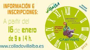 Cursos y talleres del Área de la Mujer en Collado Villalba