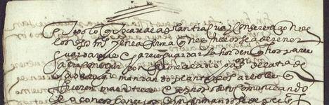 Manuscritos antiguos serán catalogados y transcritos por el Ponderal sobre la historia de Hoyo de Manzanares