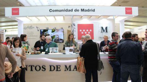 Los productos madrileños, presentes en Madrid Fusión