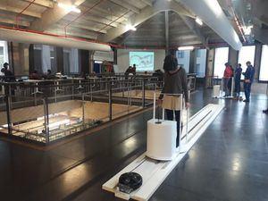 'Historical Panorama', arte y realidad virtual en la Casa de Cultura de San Lorenzo
