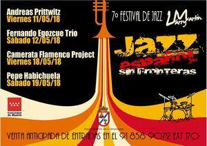 El Festival de Jazz de Colmenarejo ya tiene cartel