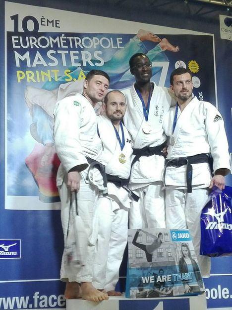 El guadarrameño Rubén González campeón de la décima edición del Eurométropole Masters